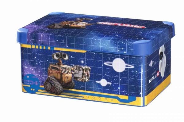 CURVER Aufbewahrungsbox Deco-Box Deco's 7 Liter 29x19x14cm Disney WALL-E 169796