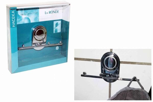 Hakenleiste mit 4 Haken Handtuchhalter 17 cm La Ronde HACEKA 403625