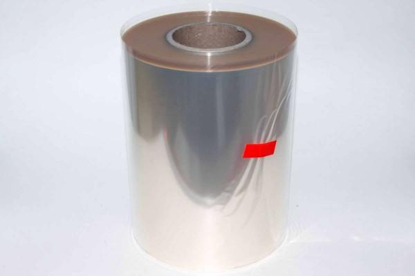 Heiß-Siegelfolie 30my 230mmx625 lfm Folie transparent Siegelgerät KLARPAC 11401
