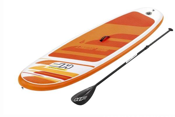 "Hydro-Force SUP Allround Board-Set ""Aqua Journey"" 274x76x12 cm mit Paddel BESTWAY 65349"