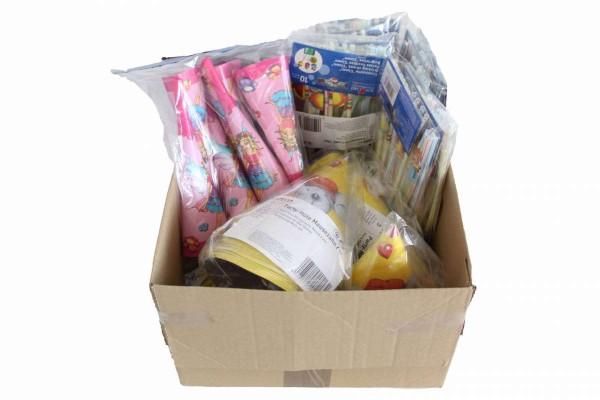 Party-Set Kindergeburtstag Fete Einschulung 244 Teile HERLITZ Susy Card