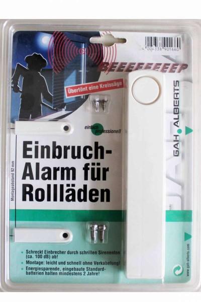 Einbruch-Alarm für Rolläden, Fenster, Türen ca. 100 dB 92 cm Montageabstand