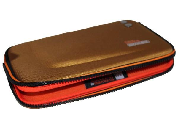 HAMA aha: Tablet Tasche Hardcase Bouncer PC eReader 17,8 cm (7'') camel