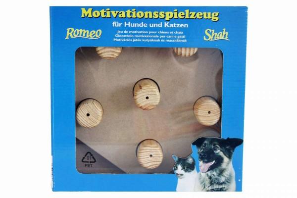 Motivationsspielzeug Intelligenz-Spielzeug Beschäftigung Hunde/Katzen aus Holz