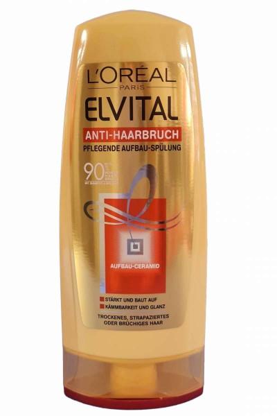 L'Oréal ELVITAL Anti-Haarbruch Pflegende Aufbau-Spülung 200 ml Loreal