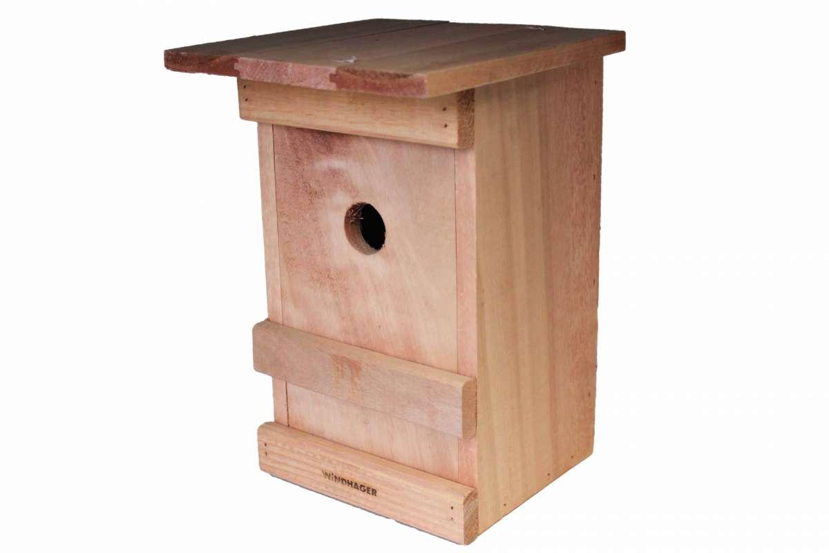 nistkasten birdy 17x17x24 5 cmvogelhaus haus f r v gel. Black Bedroom Furniture Sets. Home Design Ideas