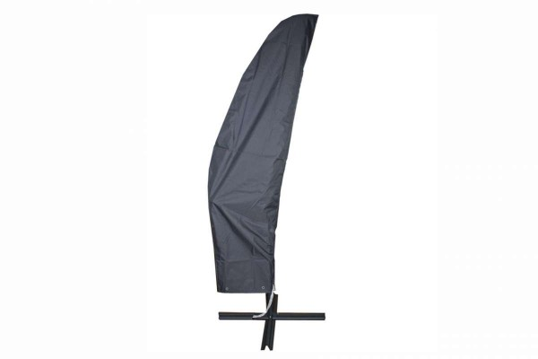Abdeckhaube für Ampelschirm/Wäschespinne anthrazit Höhe 256 cm Garden Pleasure 504729
