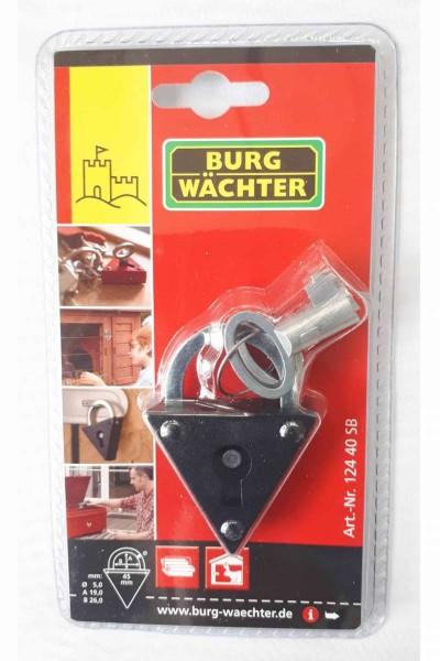 Vorhangschloss 1er Lieblingsschloss Schloss Valentinstag 124 40 SB BURGWÄCHTER