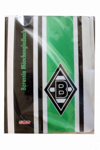 10er Pack Schnellhefter Borussia Mönchengladbach PP 10 Stück HERLITZ 097761/1