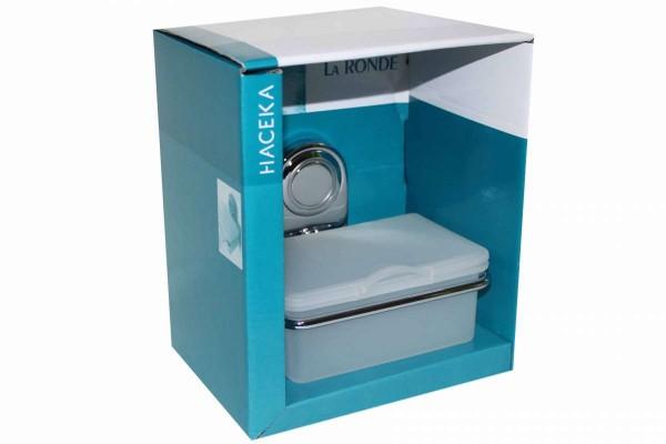 Feuchtpapierbox Papier-Box Feuchttücher/Kosmetiktücher La Ronde HACEKA 403630