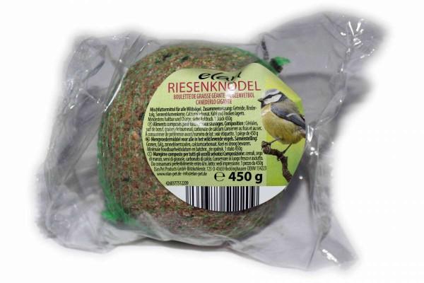 Riesenknödel 450g im Beutel Mischfuttermittel für Wildvögel MHD 08/2022 ELAN
